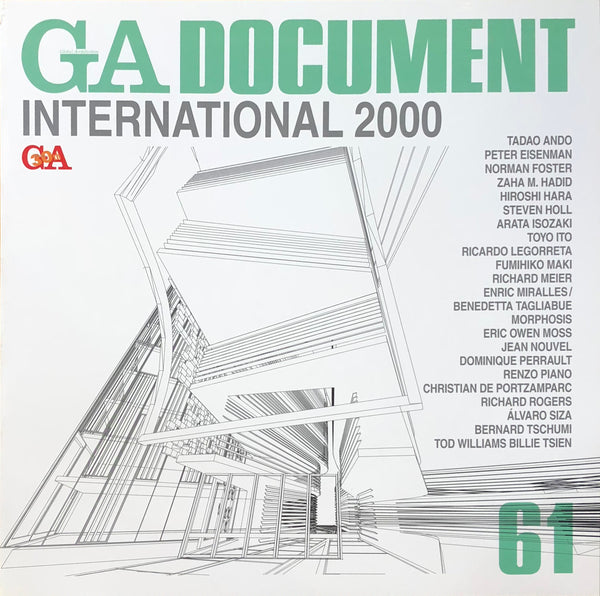GA Document 61 : International 2000