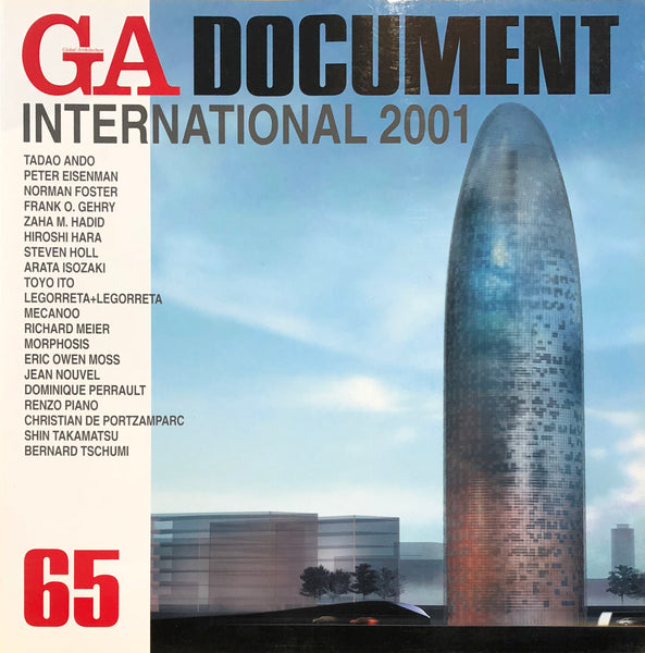 GA Document 65: International 2001