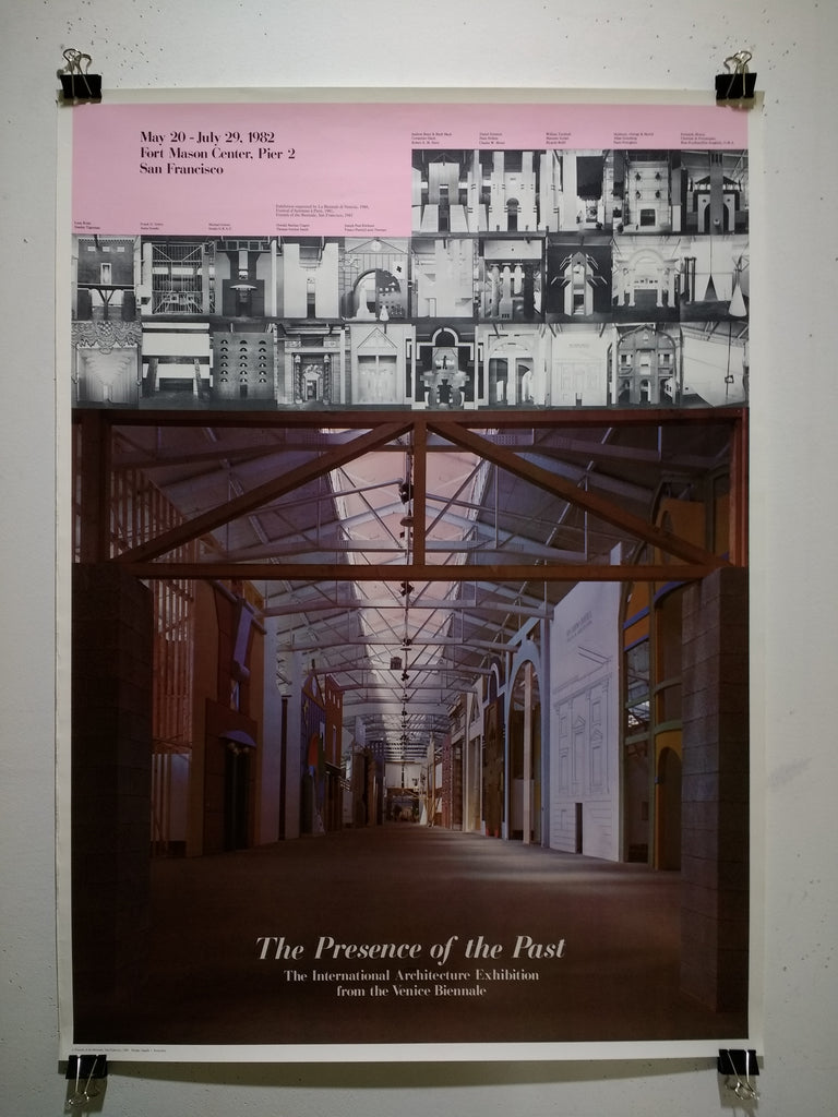 The Presence Of The Past (Poster)