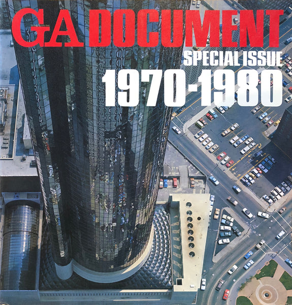 GA Document Special Issue 1: 1970-1980