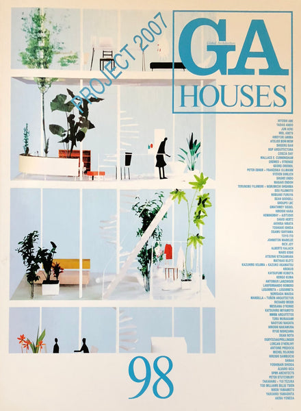 GA Houses 98: Projects 2007