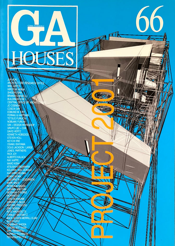 GA Houses 66: Project 2001