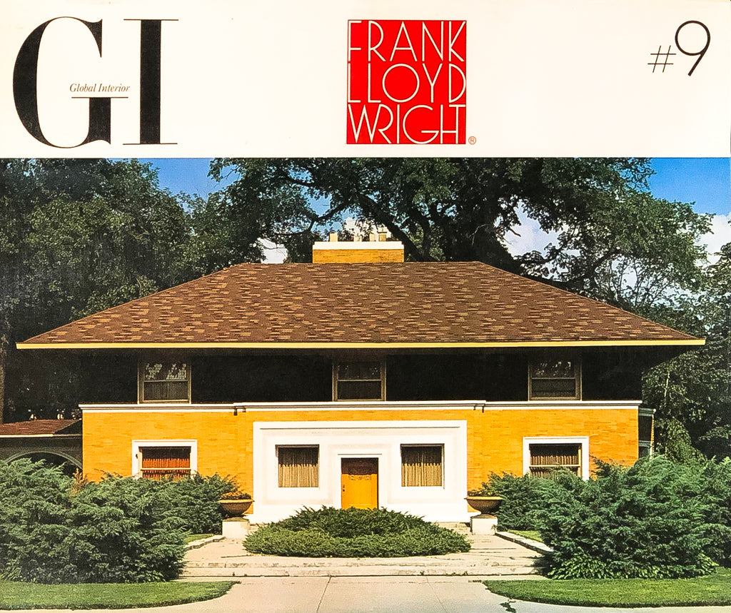 Global Interiors 9: Houses by Frank Lloyd Wright 1