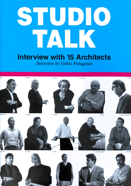 Studio Talk: Interview with 15 Architects