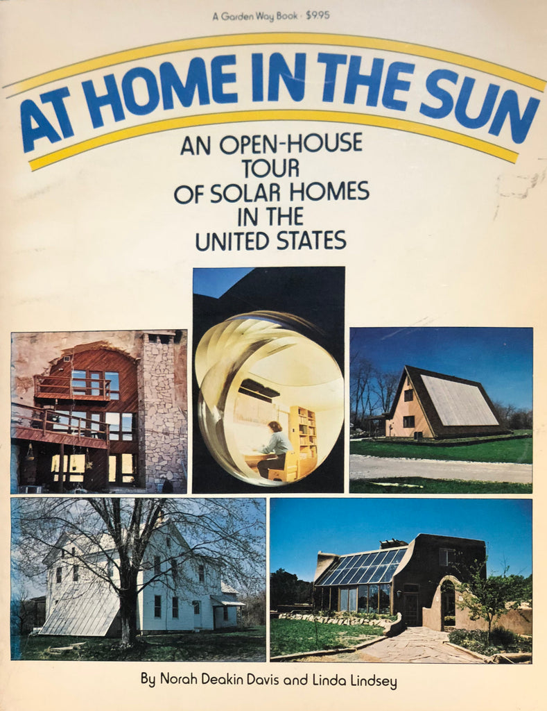 At Home in the Sun: An Open-House Tour of Solar Homes in the United States