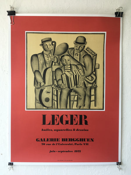 Leger: huiles, aquarelles & dessins