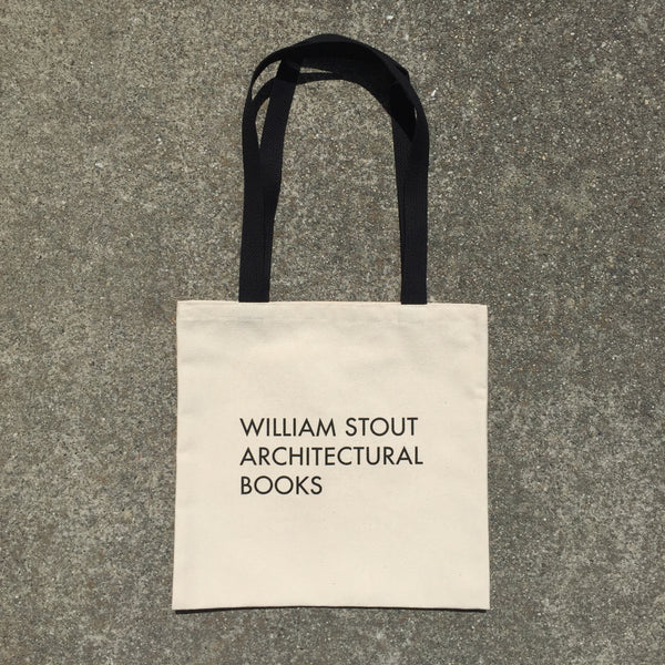 Stout Books Tote Bag - NATURAL