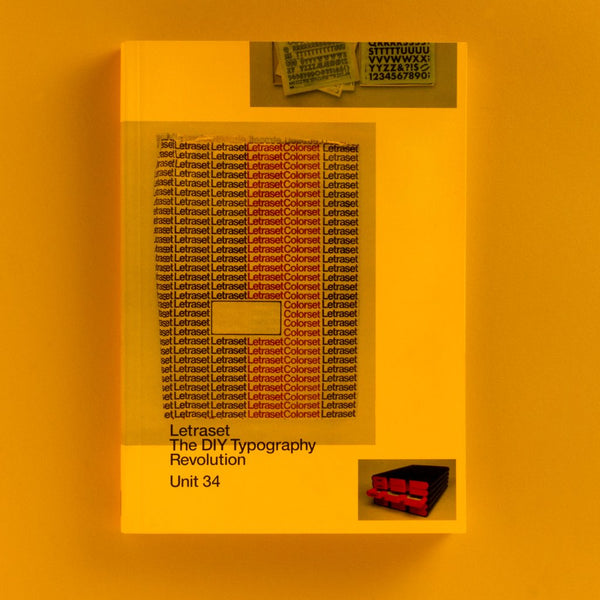 Letraset: The DIY Typography Revolution.