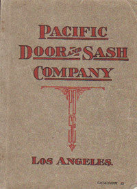 Pacific Door and Sash Company
