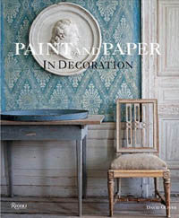 Paint and Paper in Decoration