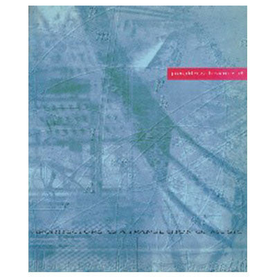 Pamphlet Architecture 16: Architecture as a Translation of Music