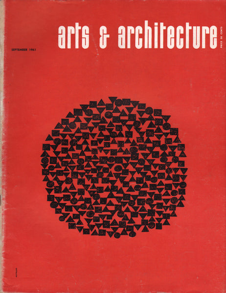 Arts & Architecture - September 1961