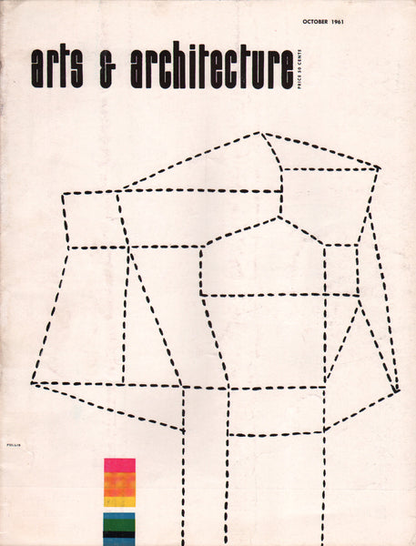 Arts & Architecture - October 1961