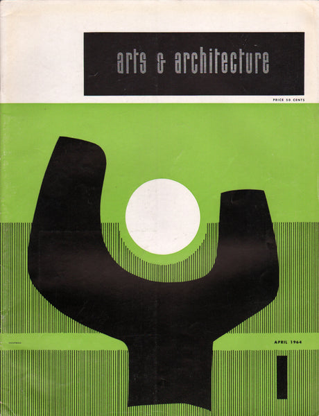 Arts & Architecture - April 1964