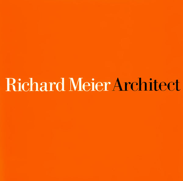 Richard Meier Architect: Volume