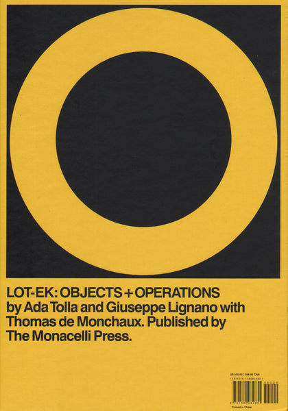 LOT-EK: Objects + Operations