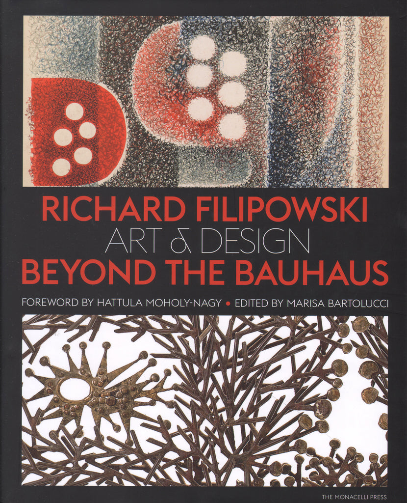 Richard Filipowski Art and Design Beyond the Bauhaus