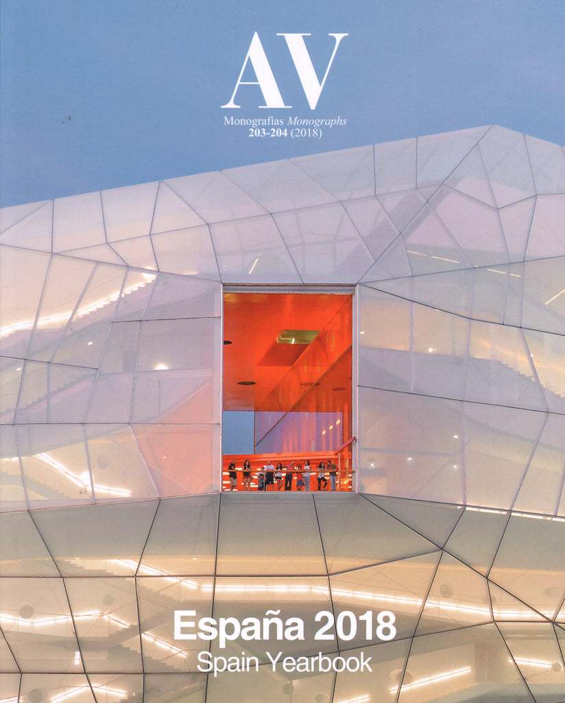 AV Monographs 203-204: Spain Yearbook 2018