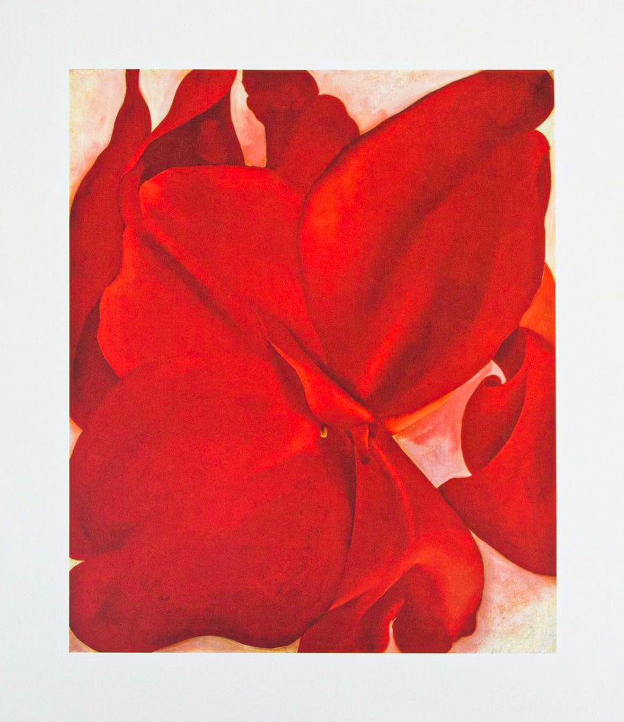 Georgia O'Keeffe: One Hundred Flowers: 30th Anniversary Edition