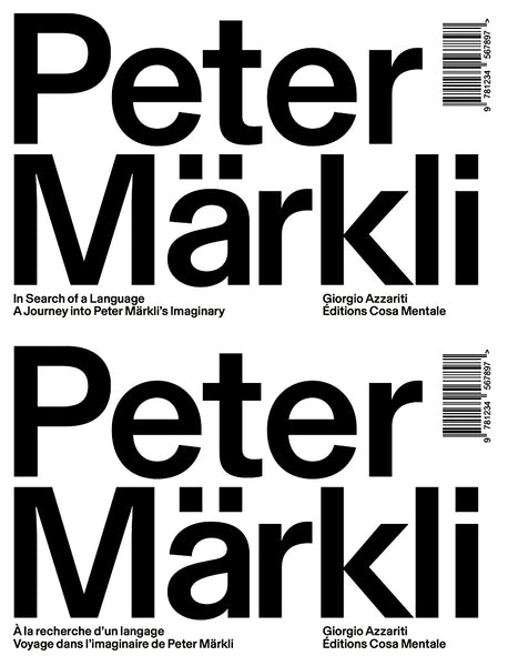 Peter Maerkli - In Search Of A Language