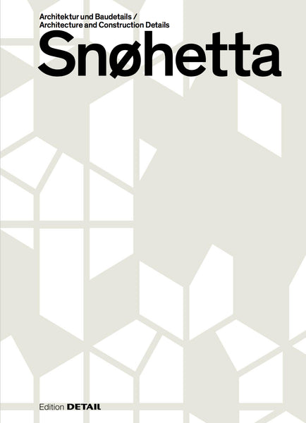 Snøhetta: Architecture and construction details