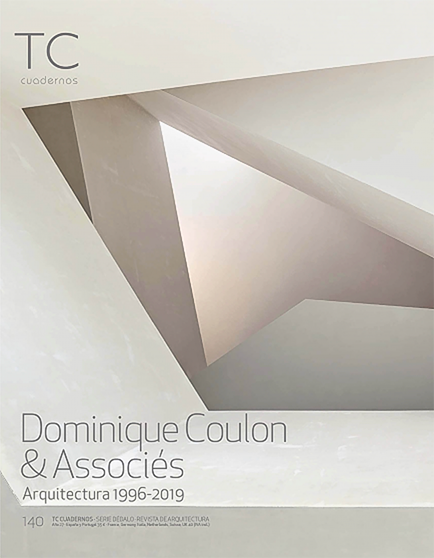 TC Cuadernos 140: Dominique Coulon & Associés: Architecture 1996- 2019