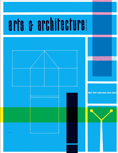 Arts & Architecture: October 1962