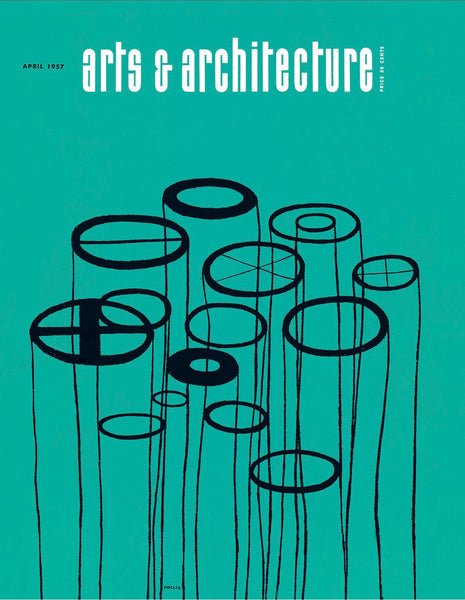 Arts & Architecture - April 1957