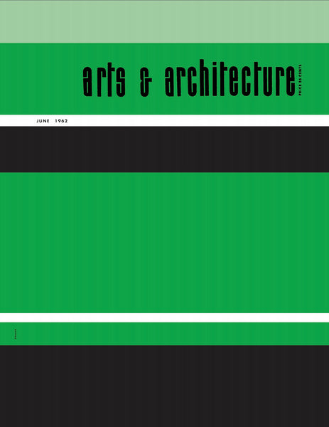 Arts & Architecture: June 1962