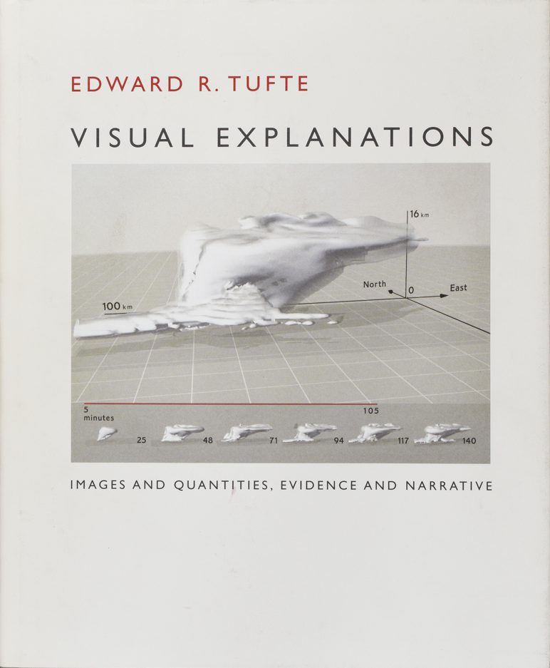 Visual Explanations: Images and Quantities, Evidence and Narrative