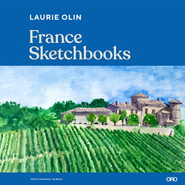 France Sketchbooks