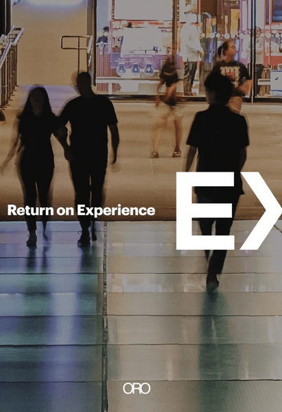 E > Return on Experience
