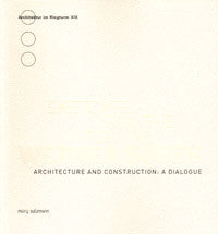 Werner Sobek - Sketches for the Future. Architecture and Construction: A Dialogue