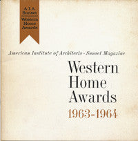 Western Home Awards 1963-1964