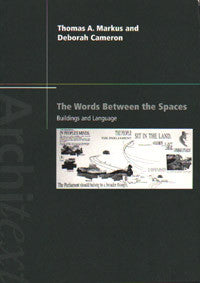 Words Between the Spaces: Buildings and Language