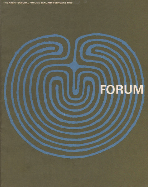 Architectural Forum January-February 1970