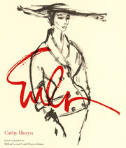 Joe Eula   Master of Twentieth Century Fashion Illustration
