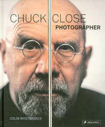 Chuck Close Photographer