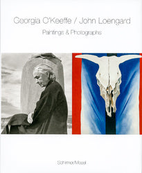 Georgia O'Keeffe/John Loengard Paintings + Photographs