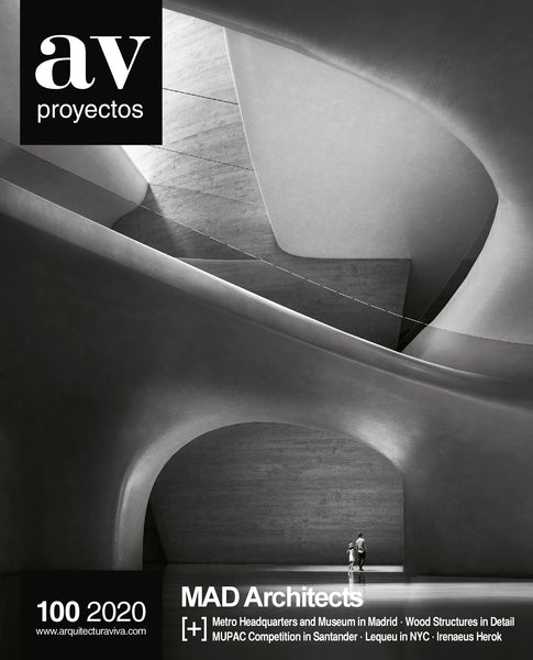 AV Proyectos 100: MAD Architects