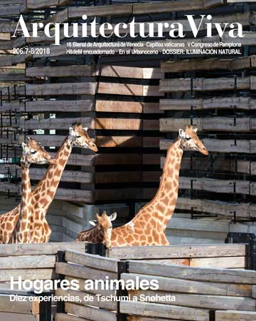 Arquitectura Viva 206: Animal Homes