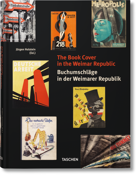 The Book Cover in the Weimer Republic