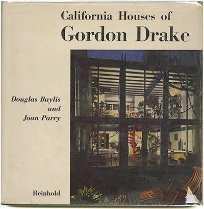 California Houses of Gordon Drake