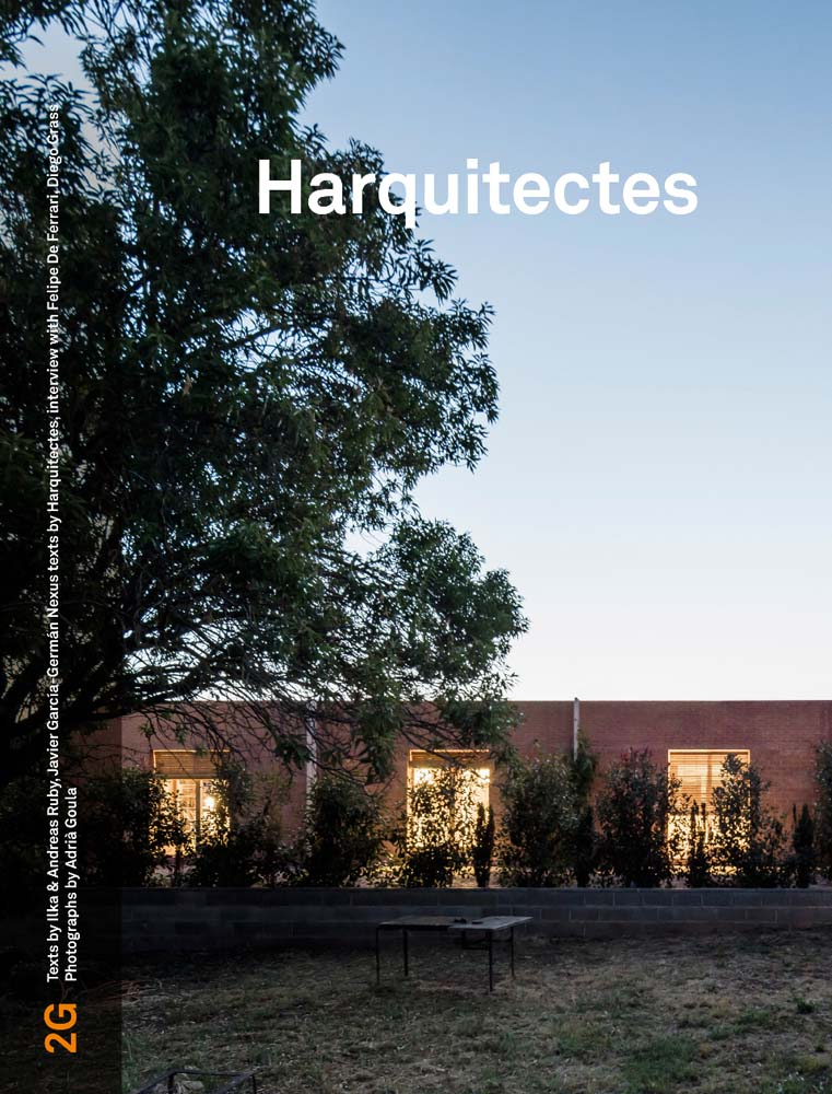 2G issue 74: Harquitectes