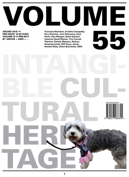Volume 55: Intangible Cultural Heritage