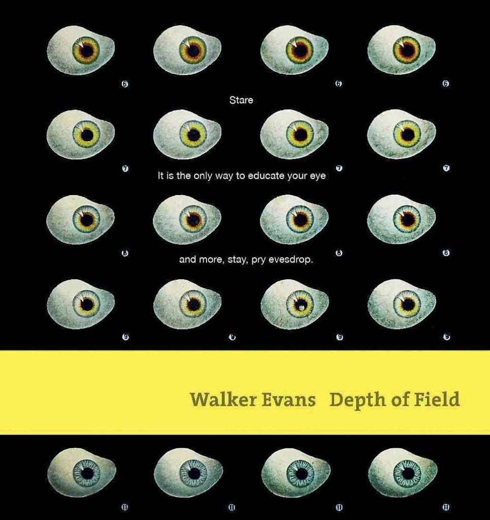 Walker Evans: Depth of Field
