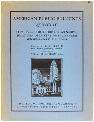 American Public Buildings of Today
