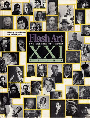 Flash Art: Two Decades of History XXI Years