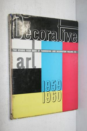 Decorative Art 1959 1960     A Studio Year Book Volume 49