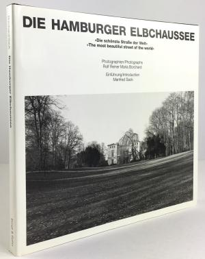 Die Hamburger Elbchaussee